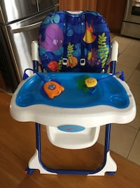 Baby high chair Montreal, H1J 1G2