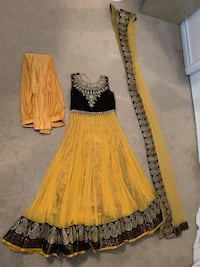Indian outfit, anarkali, dress (negotiable) Brampton, L7A 2Y4