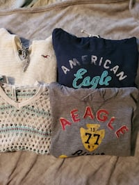 Womens sweatshirt and sweater Johnstown, 15905