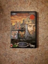 "Jeux Pc Age of Empires ""Gold  Edition"" Saint-Affrique, 12400"