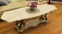 Marble coffee table on wheels  Richmond Hill, L4E