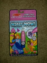 Melissa & Doug Water Wow Munster