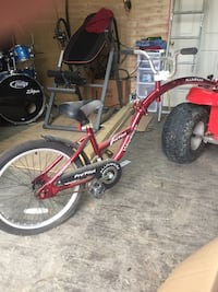 Tag along trainer bike with attachment, serious inquiries only  Breaux Bridge, 70517