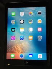 Apple iPad Air- 128GB Storage- Unlocked  Tempe