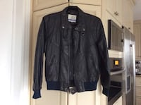 BRAND NEW LEATHER JACKET SIZE SMALL. Montréal, H9K 1S7