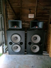 2 JBL 4675a speakers Merrimac, 01860