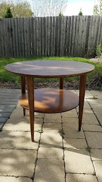 Midcentury Modern Chic Round Table Gurnee, 60031