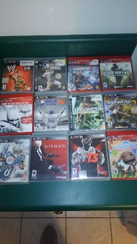 Ps3 games $5 a piece