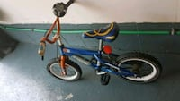 toddler's blue and yellow bicycle Vaughan, L4H 3N5
