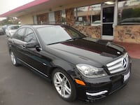 2012 Mercedes-Benz C-Class C250 Luxury 4dr Sedan Fremont