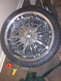 Eagle Alloy tire and rims  Winnipeg