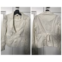 Guess off-white Blazer/Jacket  Ottawa, K0A 2Z0