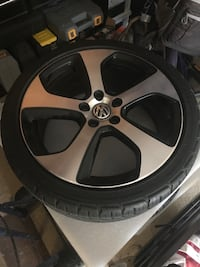 2016 GTI rims and tires Jacksonville, 32225