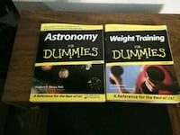 Astronomy and Weight Training for Dummies books Colorado Springs, 80925