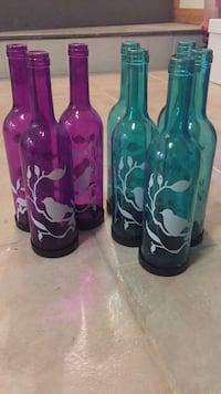 Tealight bottles