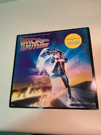 Back to the future vinyl  Nutley, 07110