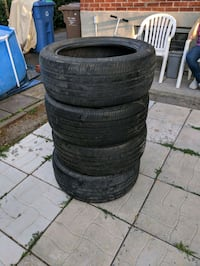 4summer  tires  p235/50r18 Delson