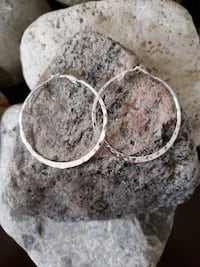 925 Sterling Silver Earrings - Imported from Italy!