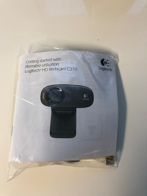 cef33adae5b Used Logitech HD webcam for sale in Los Angeles - letgo