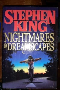 STEPHEN KING'S 'NIGHTMARES AND DREAMSCAPES' (1st edition)