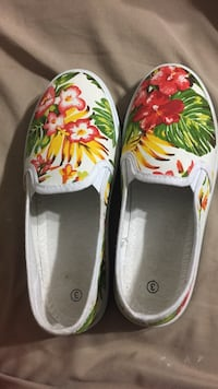 Brand new summer slip ons