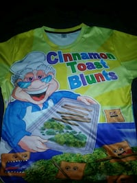 Cinnamon Toast Blunts Tee.