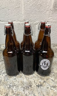 6x Growler 32oz, home brew Alexandria, 22302
