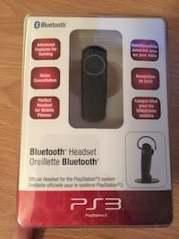 PlayStation 3 wireless Bluetooth headset  Knoxville