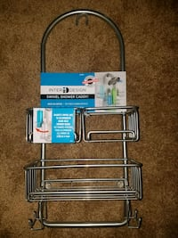 Chrome swivel shower caddy North Olmsted, 44070