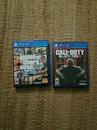 Ps4 games $25 each