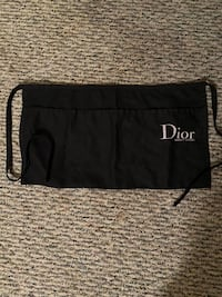 Dior waist makeup brush holder