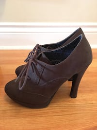 Cute Heels-Lace up