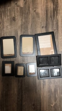Misc black picture frames Broomfield, 80020