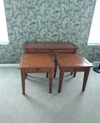 brown wooden table with chair Fort Washington, 20744