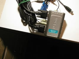 KVM 221 Switch