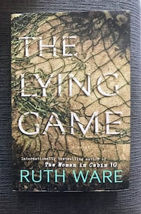 Book - The Lying Game