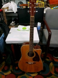 Ibanez PF60SCE-NT acoustic-electric guitar with EQ Toronto