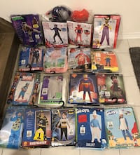 Last Chance - Halloween Costumes - Different Sizes - Milton Milton, L9E 1E6