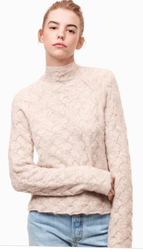 a130a30a73778 Used Aritzia Wilfred free Mical sweater for sale in Maple Ridge - letgo