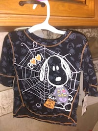 Girls Halloween Shirts size 2T Lakeland, 33809