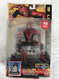 Spider-Man super poseable comic book heroes action  figure Vaughan, L4H 2S8
