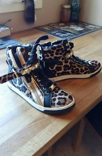 Michael Kors Cheetah Print Shoes Edmonton