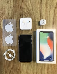iPhone X 64GB Unlocked Edmonton