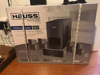 Hauss Platinum Series Theater System Surrey, V3W 3X5