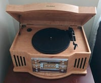 Sylvania vinyl record player/cd/radio Gaithersburg, 20886