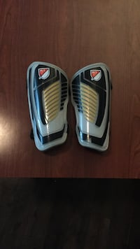 Used mls shin guards in good shape Calgary, T3J 1K1