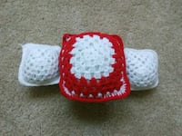 Crocheted Pillow Set