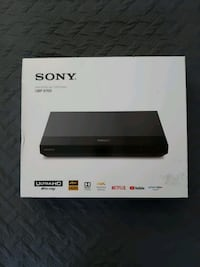 Sony 4K Blu-ray Player - Black (UBPX700) Cortlandt Manor, 10567
