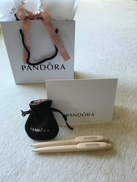 PANDORA 2 Signature Pens, Velvet Pouch, Note Card & Bag! Ajax, L1Z 1R4