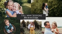 Fall photo sessions Plymouth